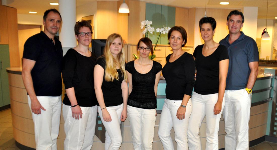 Urologie Schmiedeknecht Werne - Praxisteam
